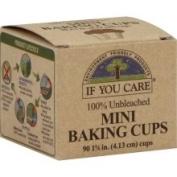 If You Care Mini Baking Cups - FSC Certified, 90 ct