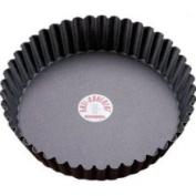 20.3cm Non-stick Tart / Quiche Pan Deep Design with Removable Bottom