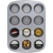 Wilton Recipe Right Nonstick 12-Cup Regular Muffin Pan