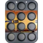 World Kitchen 1075062 Bakers Secret Muffin Pans