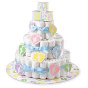 Wilton 1004-3140 Nappy Cake Kit Wilton 1004-W-3140 Cake-Party Wilton