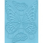 Chicago School ST002 Silicone Mould Jasmine Butterflies Showpeel