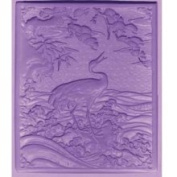 Chicago School F007 Artisan Silicone Mould Heron song