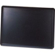 JB Prince Half-Size Black Steel Sheet Pan 111069