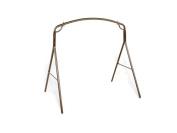Jack Post Porch Swings Woodlawn 1.5m Textured Steel Frame Patio Swing WL-70Z