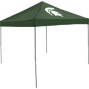 Logo Inc. Michigan State Spartans 2-Logo Tailgate Canopy Tent
