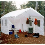 King Canopy BJ2PC Universal Enclosed Canopy with Windows