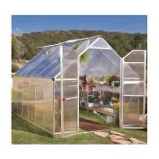 Palram HG5812 Essence 8x12 - Silver Greenhouse