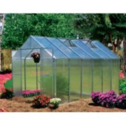 Riverstone Industries Corporation Monticello Quick Assembly Greenhouse System - 8' x 12' Colour