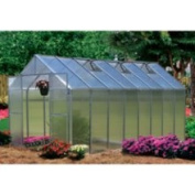 Riverstone Industries Corporation Monticello Quick Assembly Greenhouse System - 8' x 16' Colour