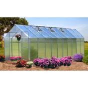 Riverstone Industries Corporation Monticello Premium Greenhouse System - 8' x 16' Colour