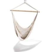 KingsPond 10051-KP Hammaka Hammocks White Hanging Net Chair