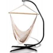 Hammaka 40151-KP Net Chair and Suelo Stand Combo