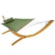 Hatteras Hammocks Soft Weave Hammock - Light Green