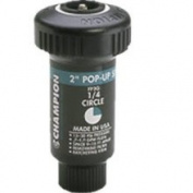 5.1cm Quarter-Circle Pop-Up Underground Sprinkler Head