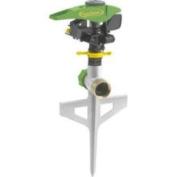 Gilmour 193WMSGT Poly Impulse Sprinkler on Metal Spike 5,70 sqm