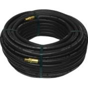 Goodyear Rubber Air Hose - 1cm . x 30.48m, Black 12760