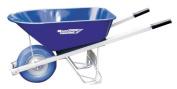 Marathon Industries 70002 0.17 cbm Steel Wheelbarrow
