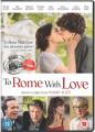To Rome With Love [Region 2]