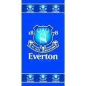 Zap Everton Border Crest Towel