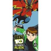 Zap Ben 10 Ultimate Alien Towel