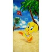 Tweety Bird Towel - Tweety iPod Towel Bath / Beach Towel
