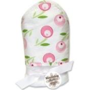 Trend Lab 101760 Tiptoe Tulip Blooming Bouquet Hooded Towel