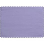Paper Placemats, Lavender