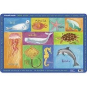 Crocodile Creek Placemat Under The Sea