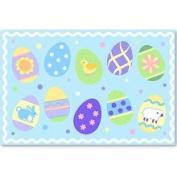 Olive Kids Easter Eggs (Boys) placemat-pl-eggb-419