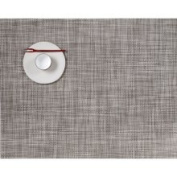 Chilewich Mini Basketweave Rectangle Placemat : Gravel