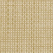 Chilewich Basketweave Round Placemat : Caramel