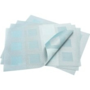 Chilewich Engineered Squares Placemat : Azure