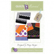 Quiltsillustrated Sweet Dreams Pillowcase QI-006; 1/O