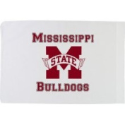 Bunnies and Bows 3816545 Standard Pillowcase Mississippi State Classic