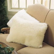 Imperial Wool Pillow Cover - Queen