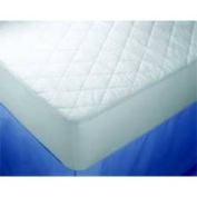 Babyluxe Cotton Waterproof Full Fitted Mattress Cover 54 x 75