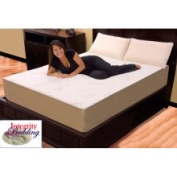 Integrity Bedding Orthopaedic 30.5cm California King-size 4-Layer Memory Foam / Latex Mattress