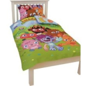 Character World Moshi Monsters Monster Single Panel Duvet Set