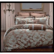 Full/Queen 7-Pc Amanda Duvet Cover Set by Hotel Collection