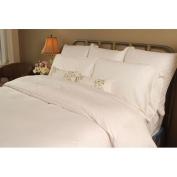 BedVoyage Queen Duvet Cover White/White - 11981624