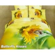 Dolce Mela Butterfly Kisses Duvet Cover Set Size