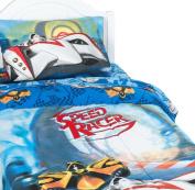 Speed Racer Grand Prix Twin Comforter