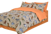 Divatex Microfiber Bed in The Bag, Zoolicious