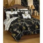 Kimlor Mills Realtree Ap Black Comforter Set