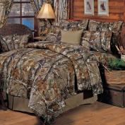 Kimlor Mills Realtree Camo Comforter Set, Queen