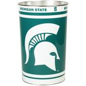 Michigan State Spartans 38.1cm Waste Basket