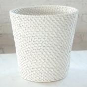 Lamont Rt4300150 Cayman Wastebasket-White