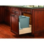 Pull-Out 28.4l Double Waste Container