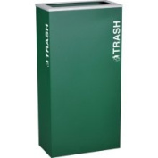 Kaleidoscope XL Rectangular 64.4l Trash Receptacle by Excell Kaiser